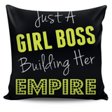 Just A Girl Boss Building Her Empire
