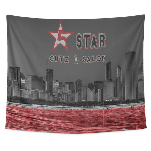 5 Star Tapestry Small
