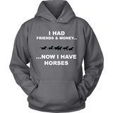 Friends, Money, & Horses