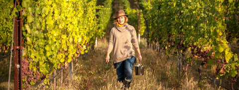 Heidi Noble, owner and executive winemaker of JoieFarm