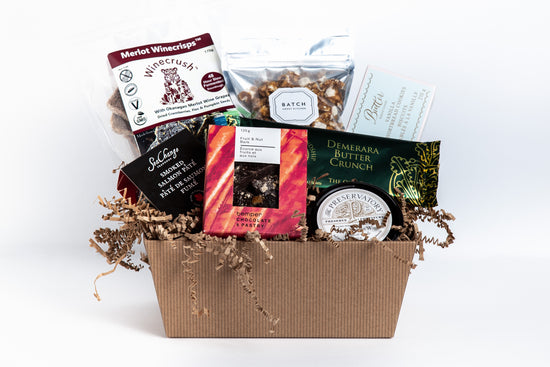 By The Fireside Gift Basket