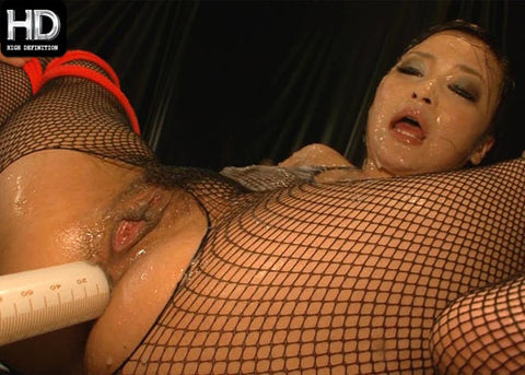 Big Tits Hottie in Nasty Enema Action - Yuu Haruka はるか悠 (720P HD)
