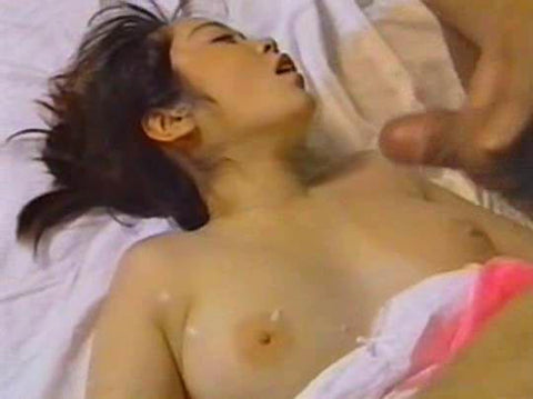 Busty Amateur Cum on Tits (SD Video)
