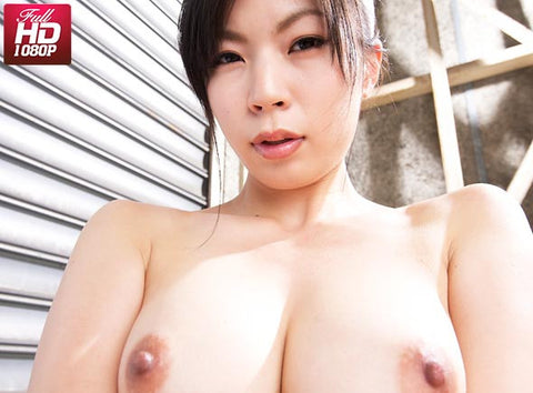 Tall and Busty Saki is in Threesome - Saki Aoyama 青山沙希 (1080P HD)