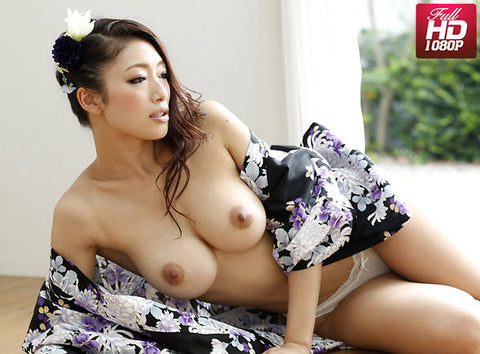 Busty Bitch Takes 2 Cocks Deep Inside Her and Creampie - Reiko Kobayakawa 小早川怜子 (1080P HD)