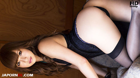Bubble Ass with Stocking Beauty Double Cocking Creampie - Anna Anjo 安城アンナ (1080P HD)