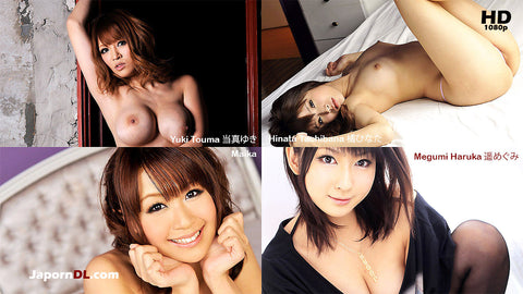 Mugen MK3D2DBD-08-1 4 Busty Beauties Gonzo 1 (1080P HD)