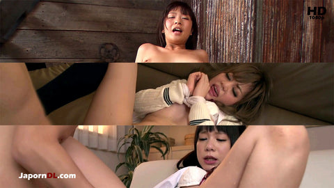 3 School Girls After School Gonzo Sex 2 (1080P HD)