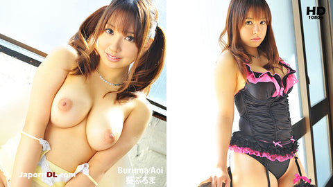 Mugen MKBD-S25-1 Buruma Aoi 葵ぶるま Busty Teen in Group Sex (1080P HD)