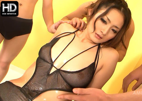 Gorgeous J Beauty Moans and Squirts - Risa Murakami 村上里沙 (720P HD)