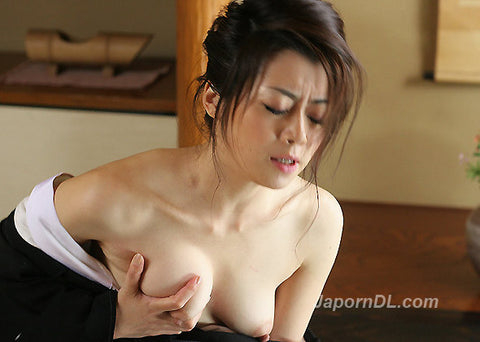 Teriyaki PT44-4 Black Widow's Secret Maki Hojo 北条麻妃 (SD Video)