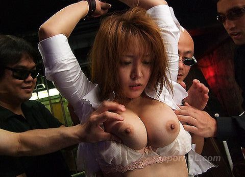 Bondage Love & Ass Toying - Hinata Komine 小峰ひなた (720P HD)