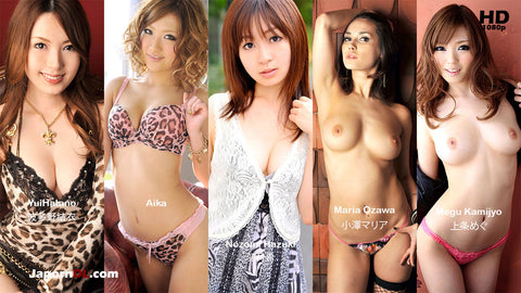 Super Model Media SM3D2DBD-11-1 Mixed Actresses (1080P HD)