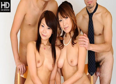 Red Hot Jam Vol.203-7 Four People Gang Bang and Orgy - Yuri Aine 愛音ゆり, Jun Kusanagi (720P HD)