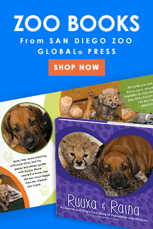 San Diego Zoo Global Press