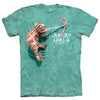 Jungle Bells Chameleon Tee