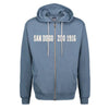 San Diego Zoo 1916 Zip-Up Sweatshirt