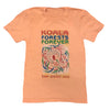Koala Forests Forever Mango Adult T-Shirt