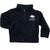 Safari Park Rhino Polar Fleece Jacket - Child Navy