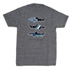 Shark Edge Adult Tee