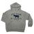 Life Needs Hippos Youth Sweatshirt