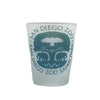 Tree of Life Frosted Shot Glass