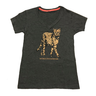 Bottle to Tee Cheetah T-shirt