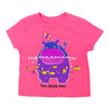 Cute Hippo Toddler Tee