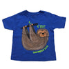 Sloth Toddler T-Shirt