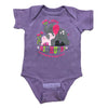 Elephant Hugs Infant Romper