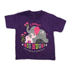Elephant Hugs Toddler Tee