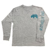 End Extinction Youth Long-Sleeve T-Shirt