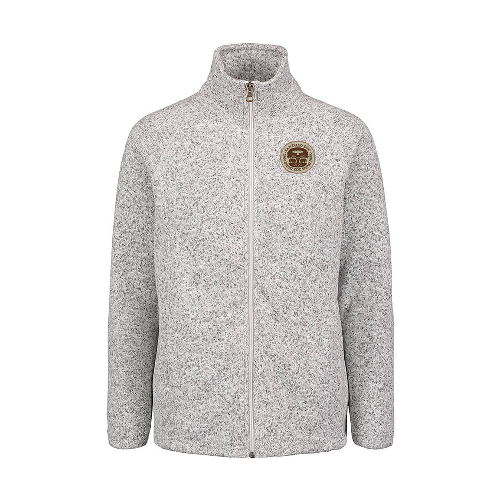 Tree of Life Zip Up Sweater