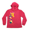 Giraffe Jigsaw Hooded Tee