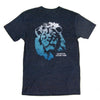 Lion Blues Adult Tee