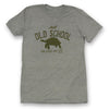 Adult Old School Tortoise T-shirt