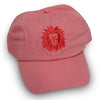 Lion Head Logo Adult Baseball Cap
