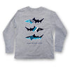 Shark Edge Youth Tee