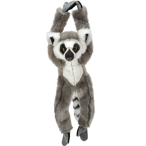 Africa Rocks Hanging Ring Tail Lemur Plush