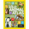 Children's Book: Nat Geo Wild Animal Atlas