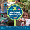 Children's Book: Animal Exploration Lab for Kids