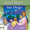 Children's Book:  Good Night San Diego