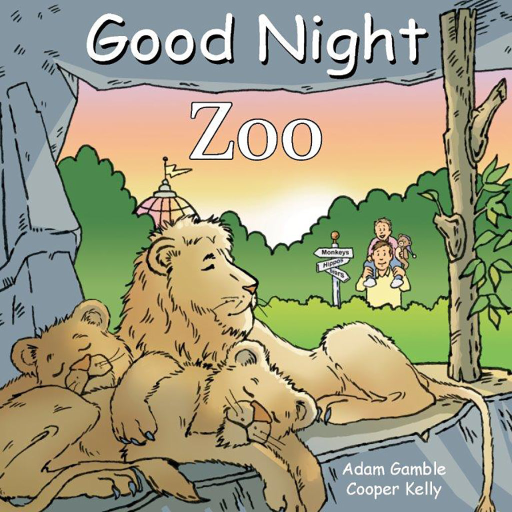 Children's Book:  Good Night Zoo