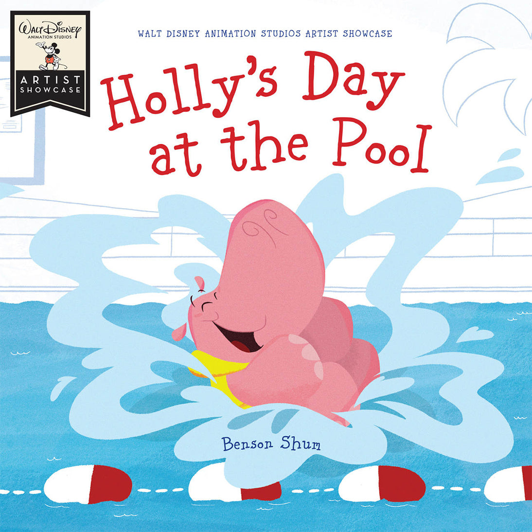 Children's Book: Holly's Day at the Pool