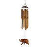 Elephant Bamboo Wind Chime