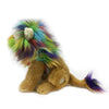 Colorful Lion Plush 10 inch Sitting