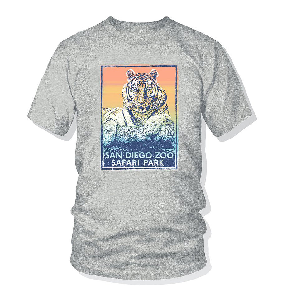 Endless Tiger Adult Sustainable T-Shirt
