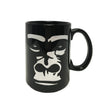 Gorilla Shadow Etched Mug