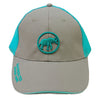 Circle Elephant Trucker Hat