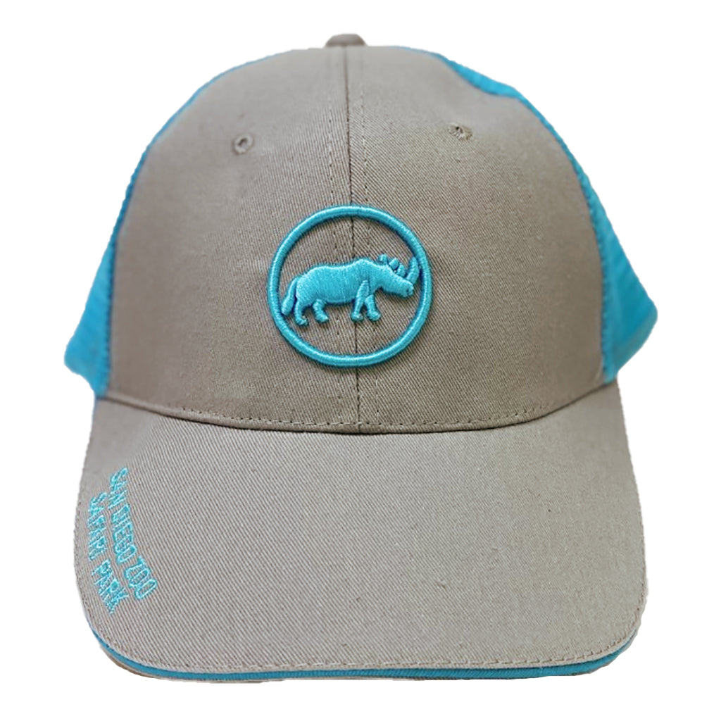 Circle Rhino Trucker Hat